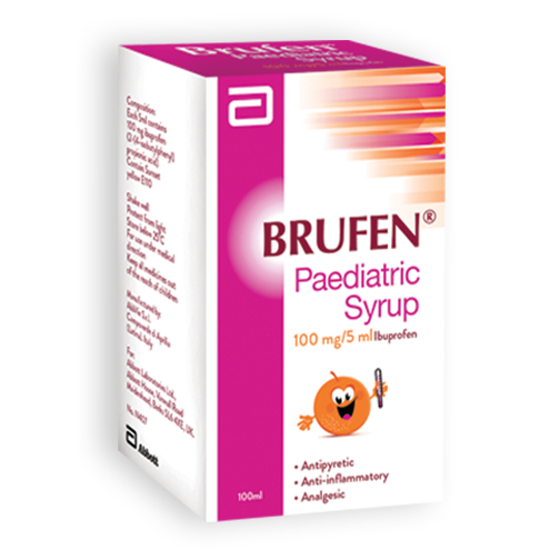 Brufen Choose Your Brufen Available Formulations