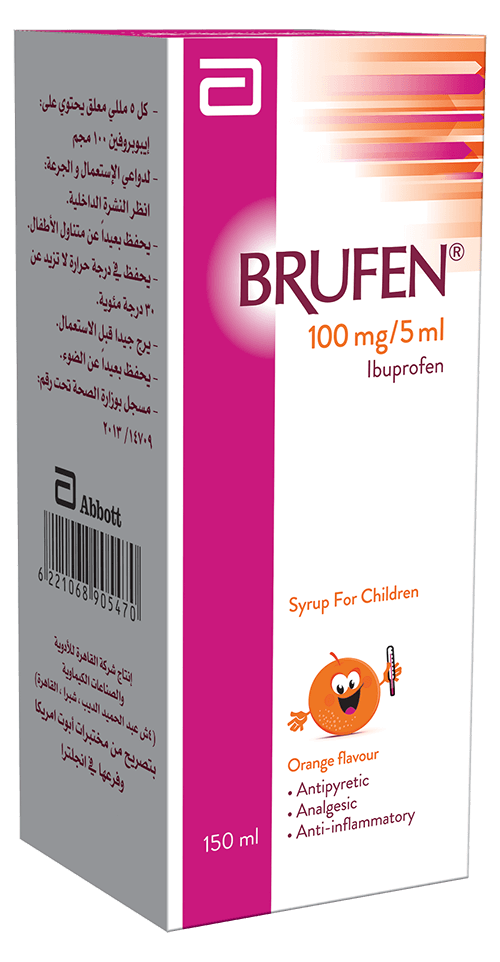 Brufen Babies And Children Why Brufen